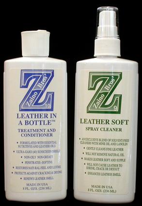 Zaino Show Car Polish Products